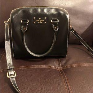 Kate spade black shoulder bag/crossbody